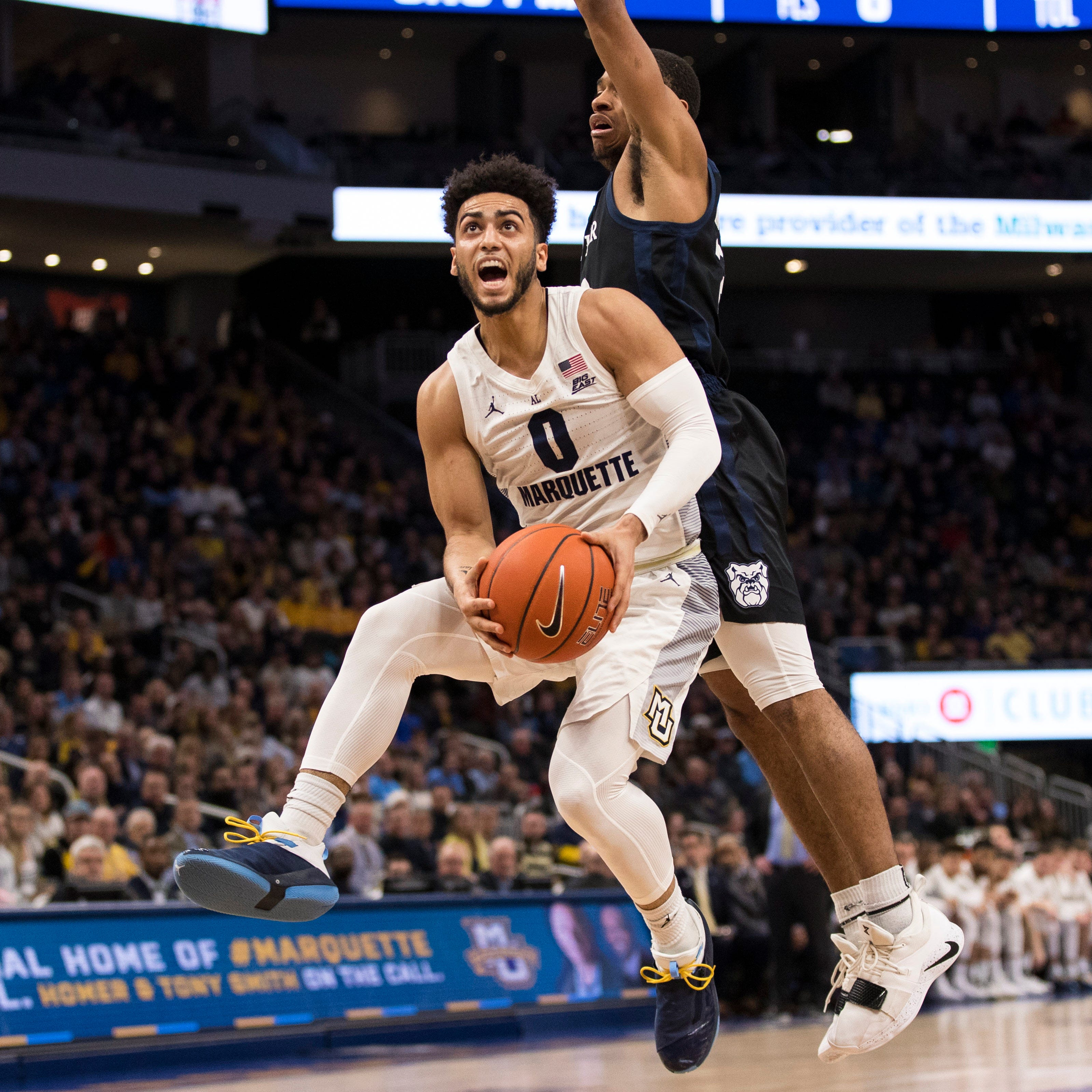 Marquette 79, Butler 69: Golden Eagles firmly in first place in Big East