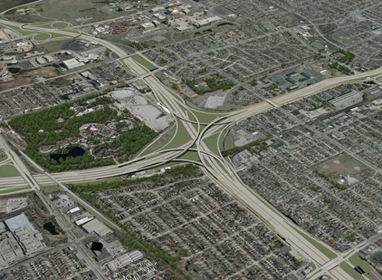 Kapur & Associates Inc.'s projects include engineering work on the Zoo Interchange reconstruction.