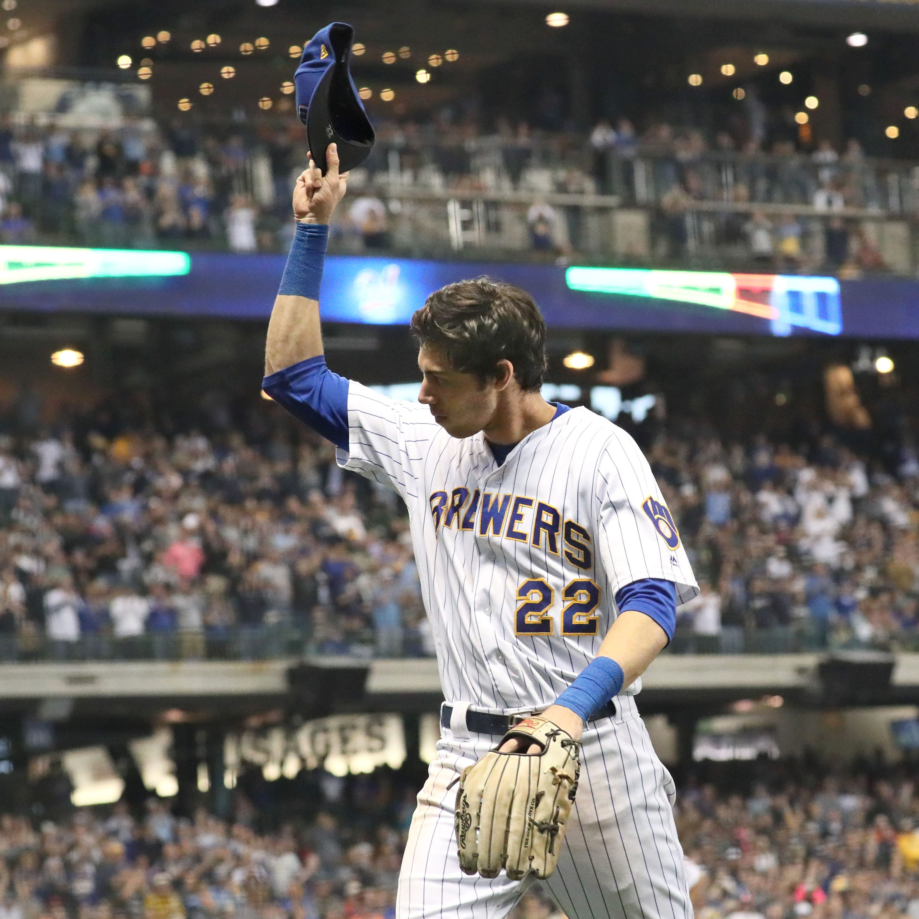 Right field: Christian Yelich has set the bar ridiculously high. What can he do for an encore?