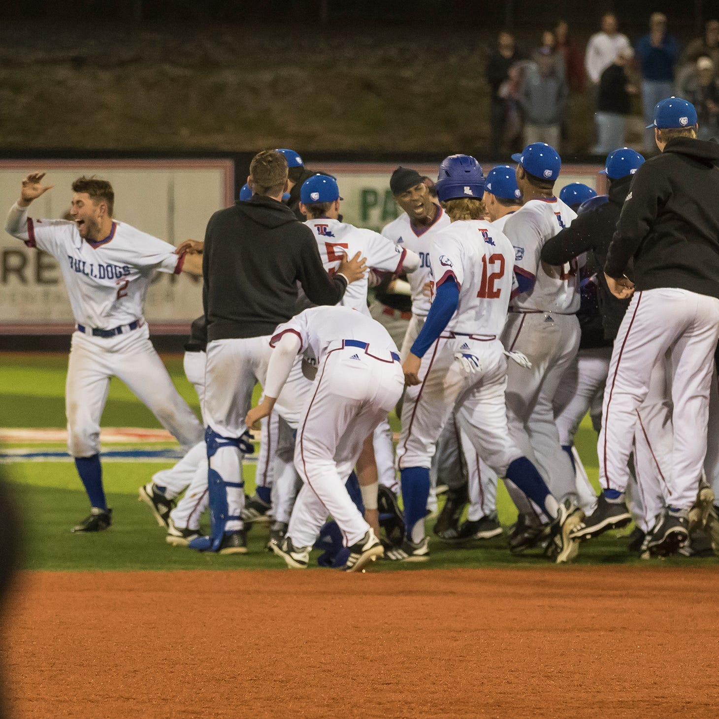Extra nice: LA Tech walks off with win over rival Ragin' Cajuns in extras