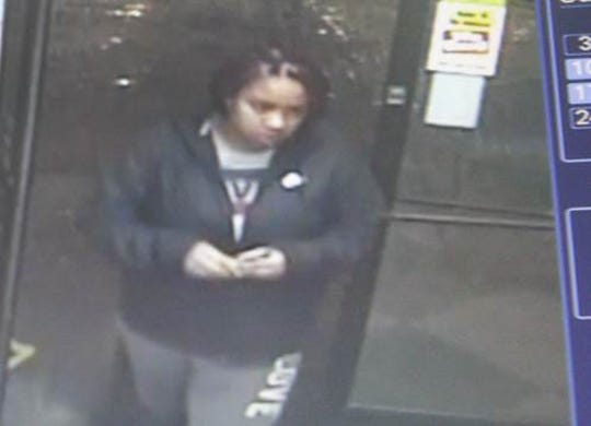 Metro Nashville police are searching for a woman believed to have committed a string of holdups overnight in East Nashville.