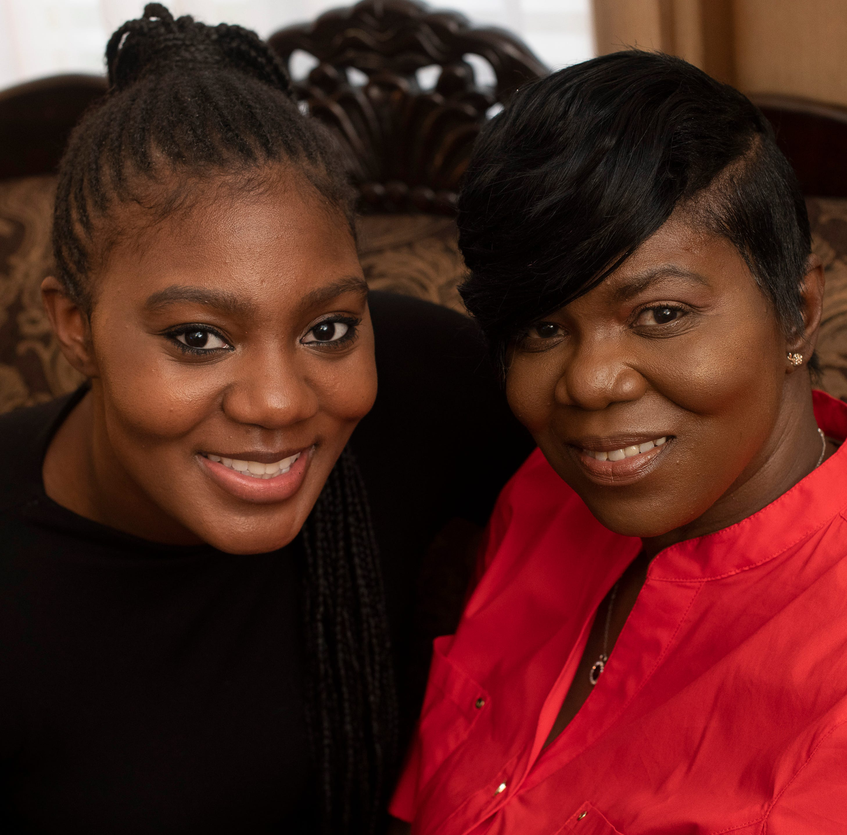 Saving mom: How former Kentucky basketball star Alex Poythress' sister gave their mother life