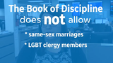 Longstanding policies banning same-sex marriages and LGBT clergy members are up for debate during a meeting of the top Methodist policy making body.