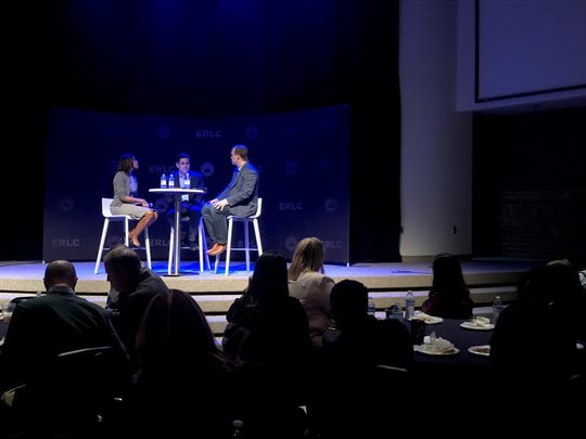 The Southern Baptist Convention's Ethics and Religious Liberty Commission hosted a discussion on how churches can better prevent sexual abuse within their walls on Thursday.