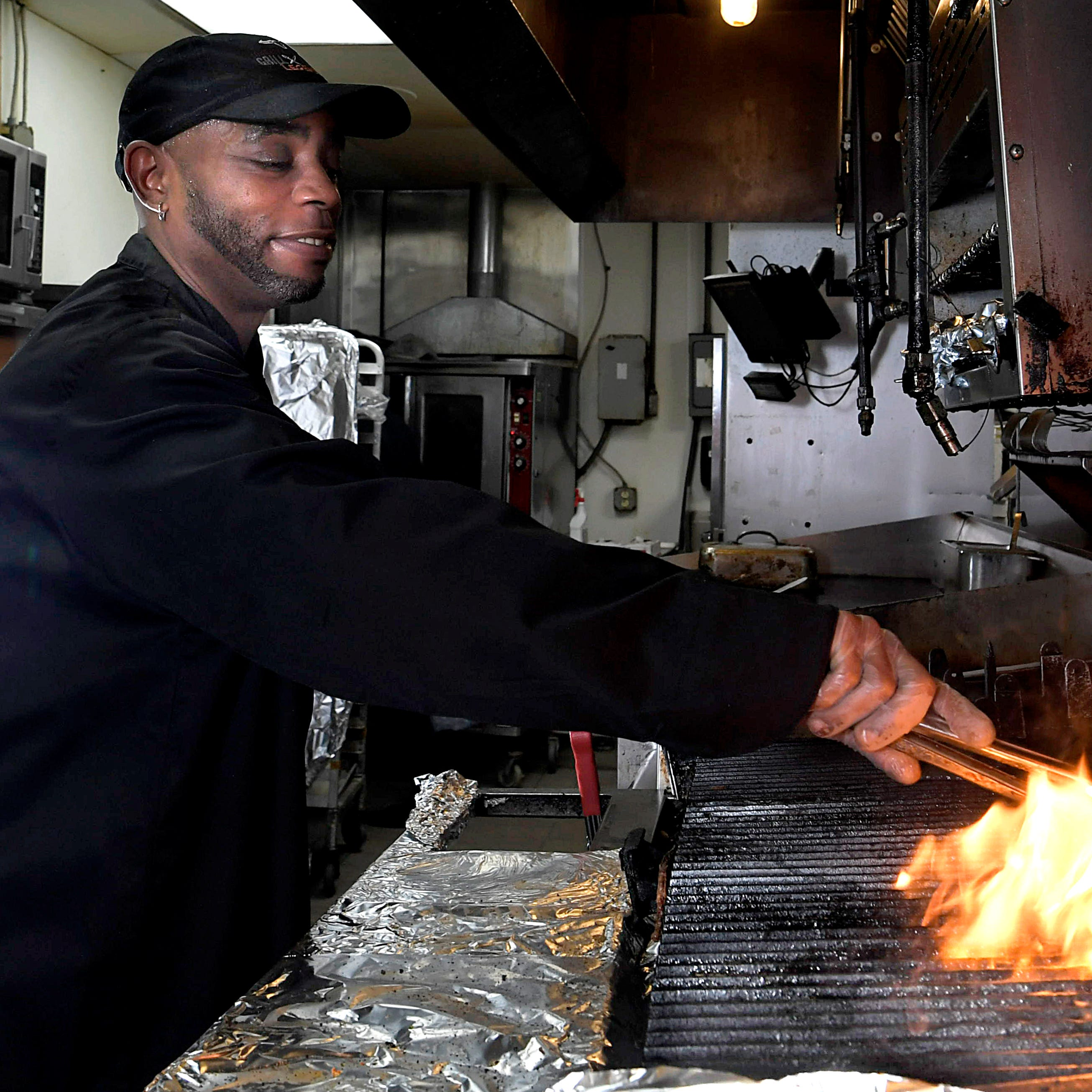 Madison man hits meaty mark — one million steaks grilled
