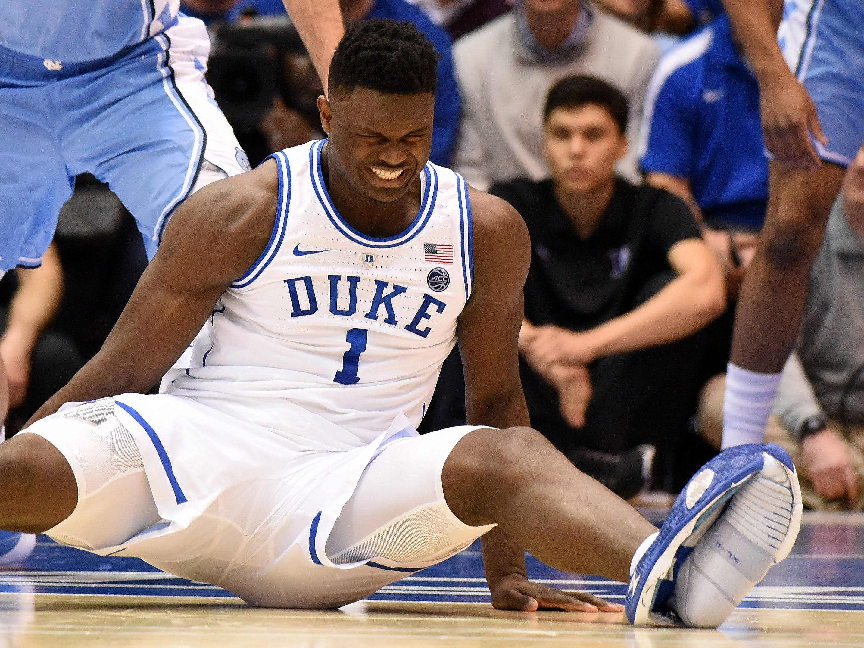 Zion Williamson injury reminds us the NCAA is a farce | Windsor