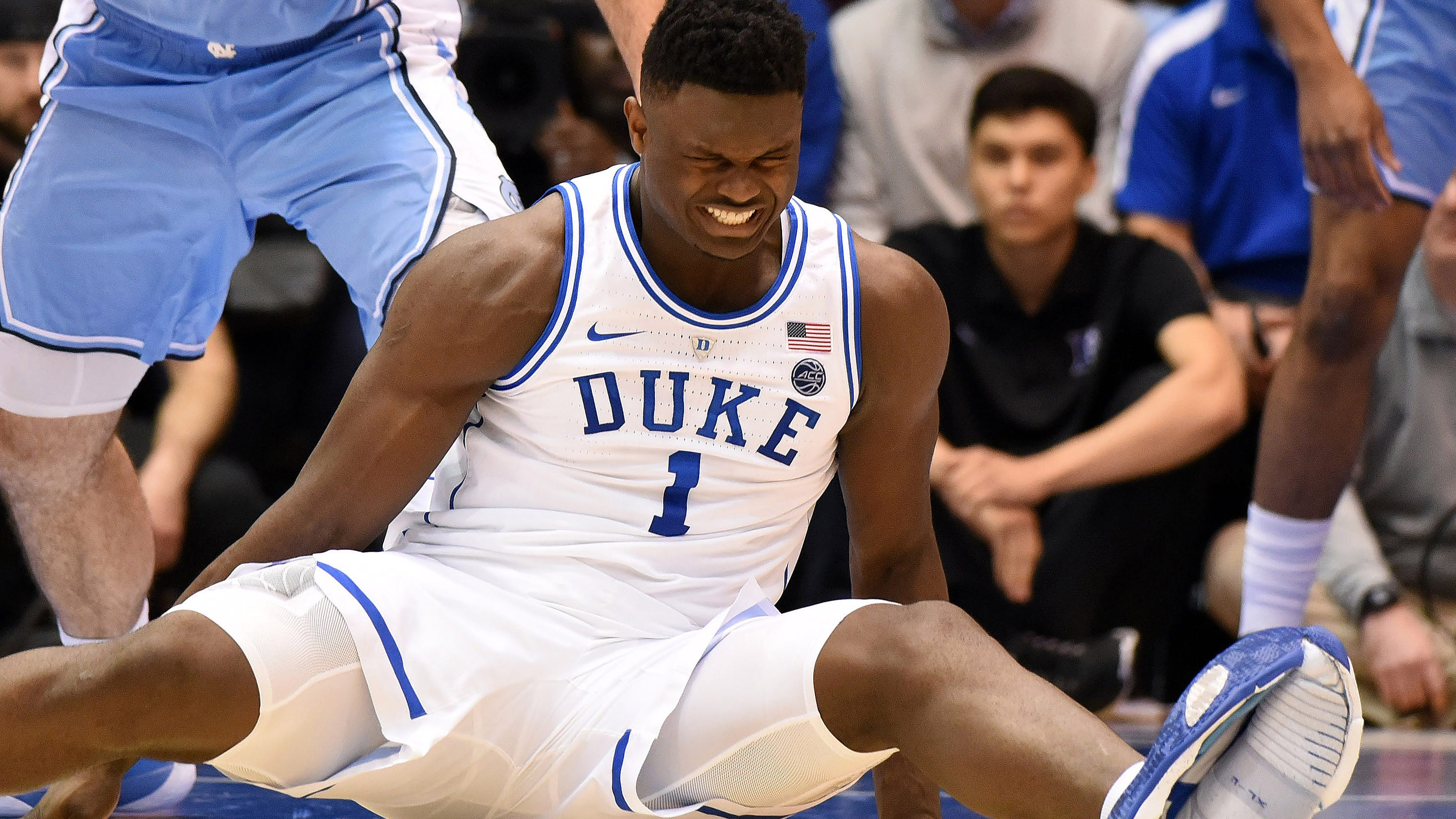 Zion Williamson injury reminds us the NCAA is a farce