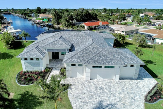Tundra Homes' Tortuga II model in Cape Coral's Savona neighborhood.