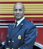 Warren McCord, Heath fire chief