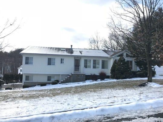 The Mendez family residence in Garnerville, New York.