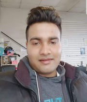 Lovedeep Fatra, 22, a gas station attendant, was among three people killed in a car crash on Route 23 in Wayne on Tuesday.