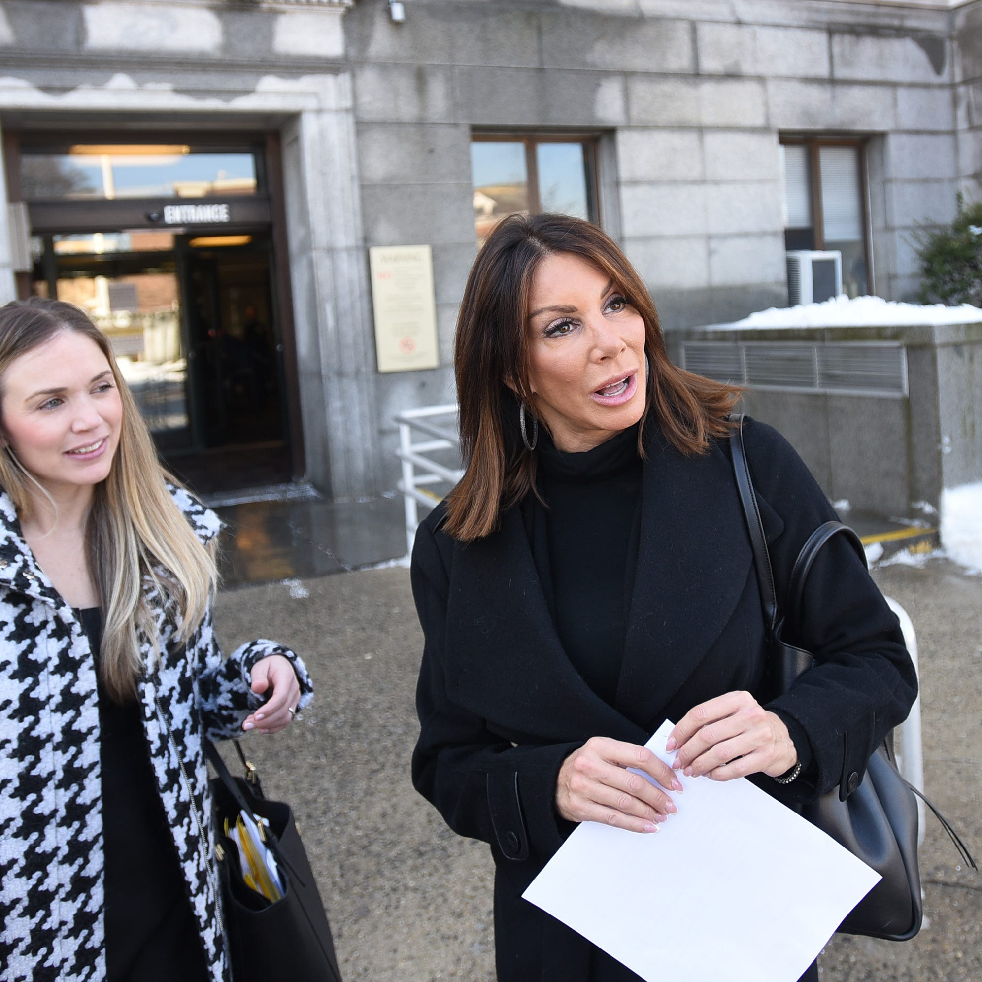 Real Housewives of New Jersey: Danielle Staub divorced after nine months