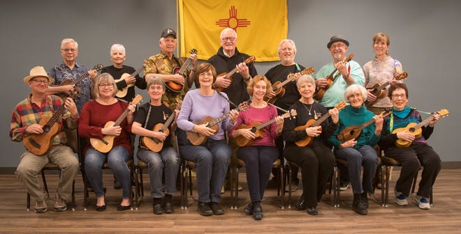 The Las Cruces Ukes, a popular community group of ukulele enthusiasts, will perform the Stilled Strings Memorial Concert Saturday, March 9, at 2 p.m. at Morning Star United Methodist Church, 2941 Morning Star Drive.
