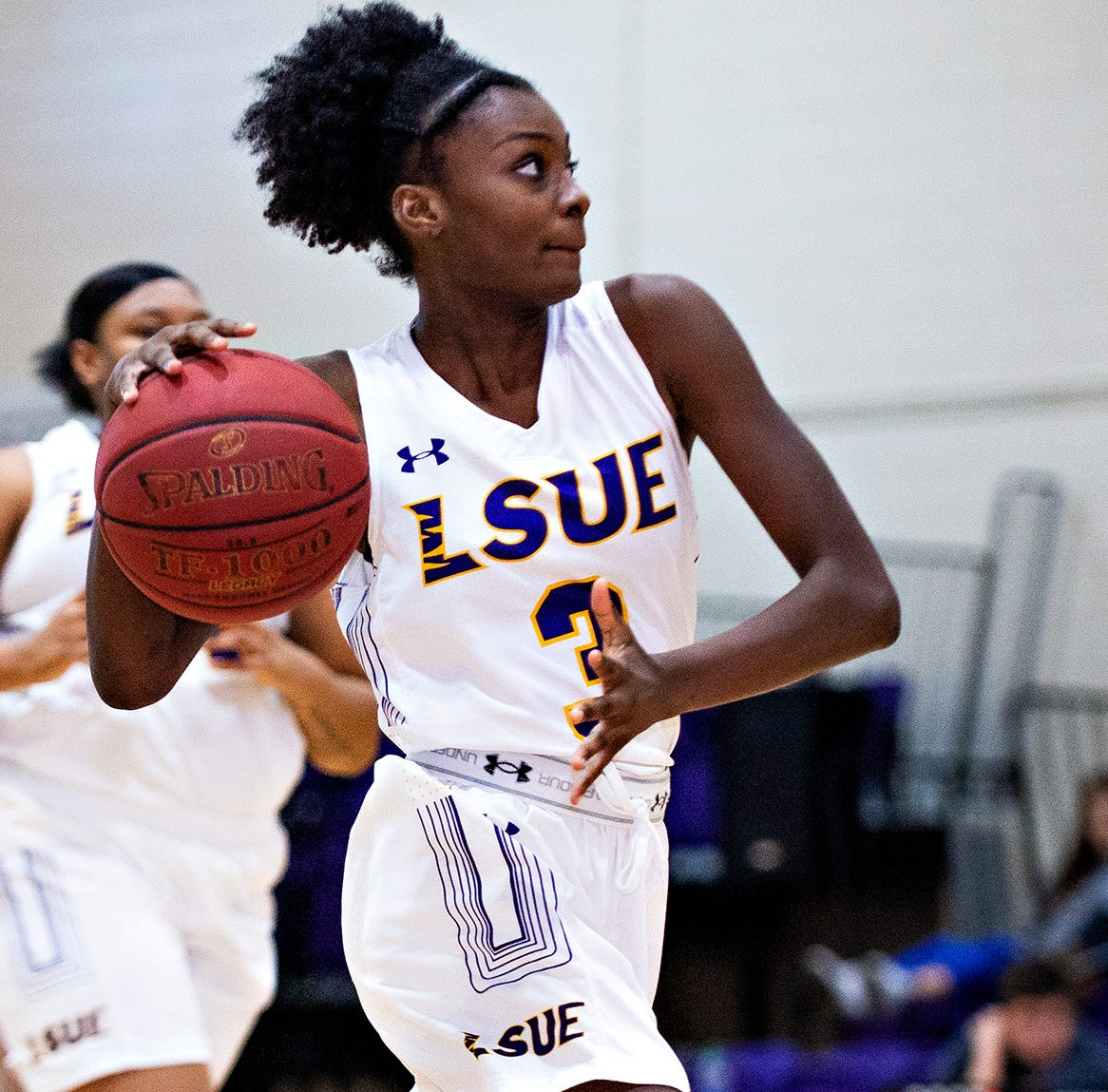 LSUE women clinch conference championship