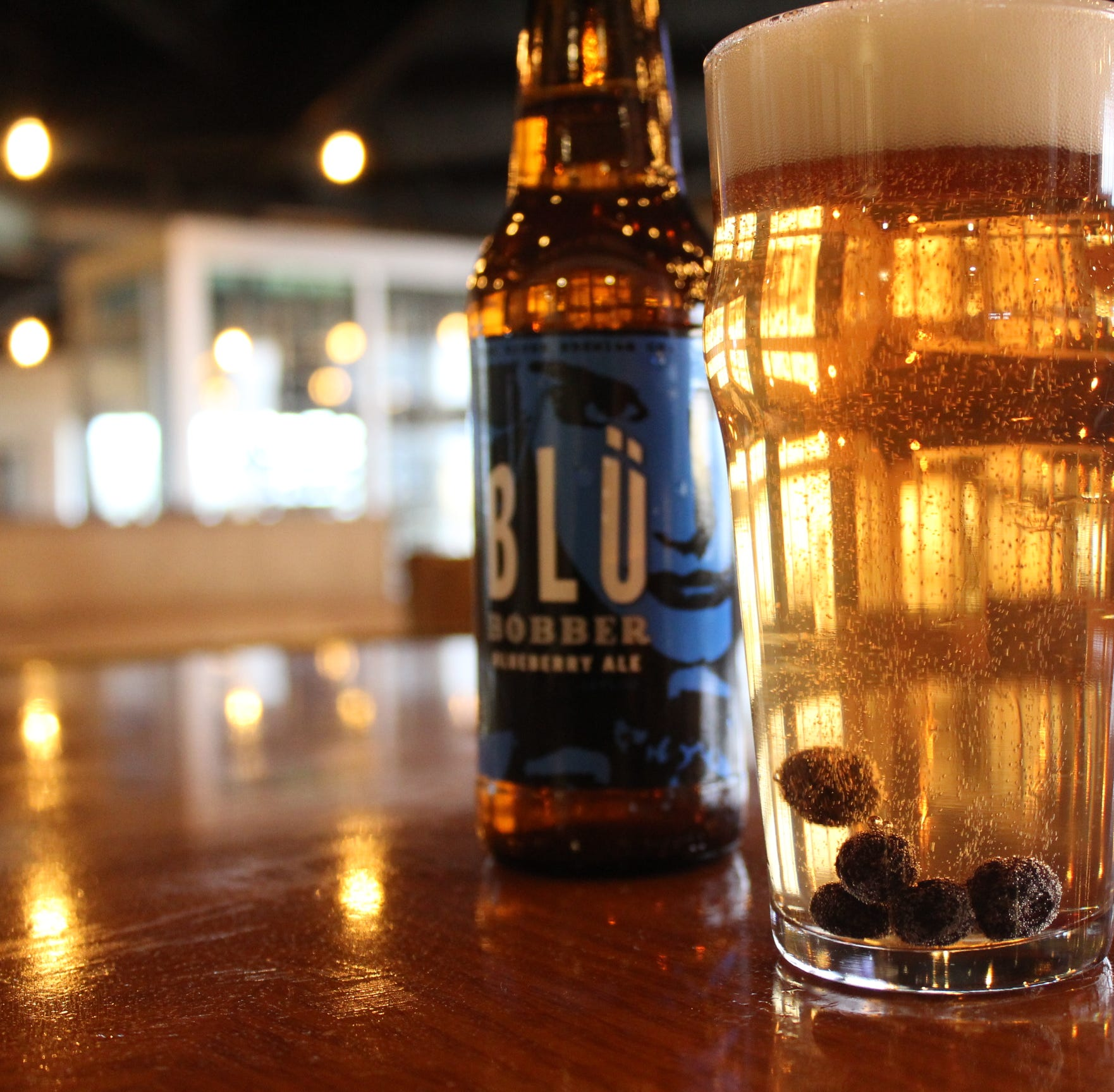 Fox River Brewing Company's Blü Bobber beer to debut at Miller Park opening day