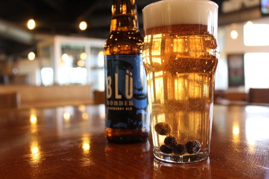 Blu Bobber is the first Oshkosh beer sold at Miller Park since 1971.