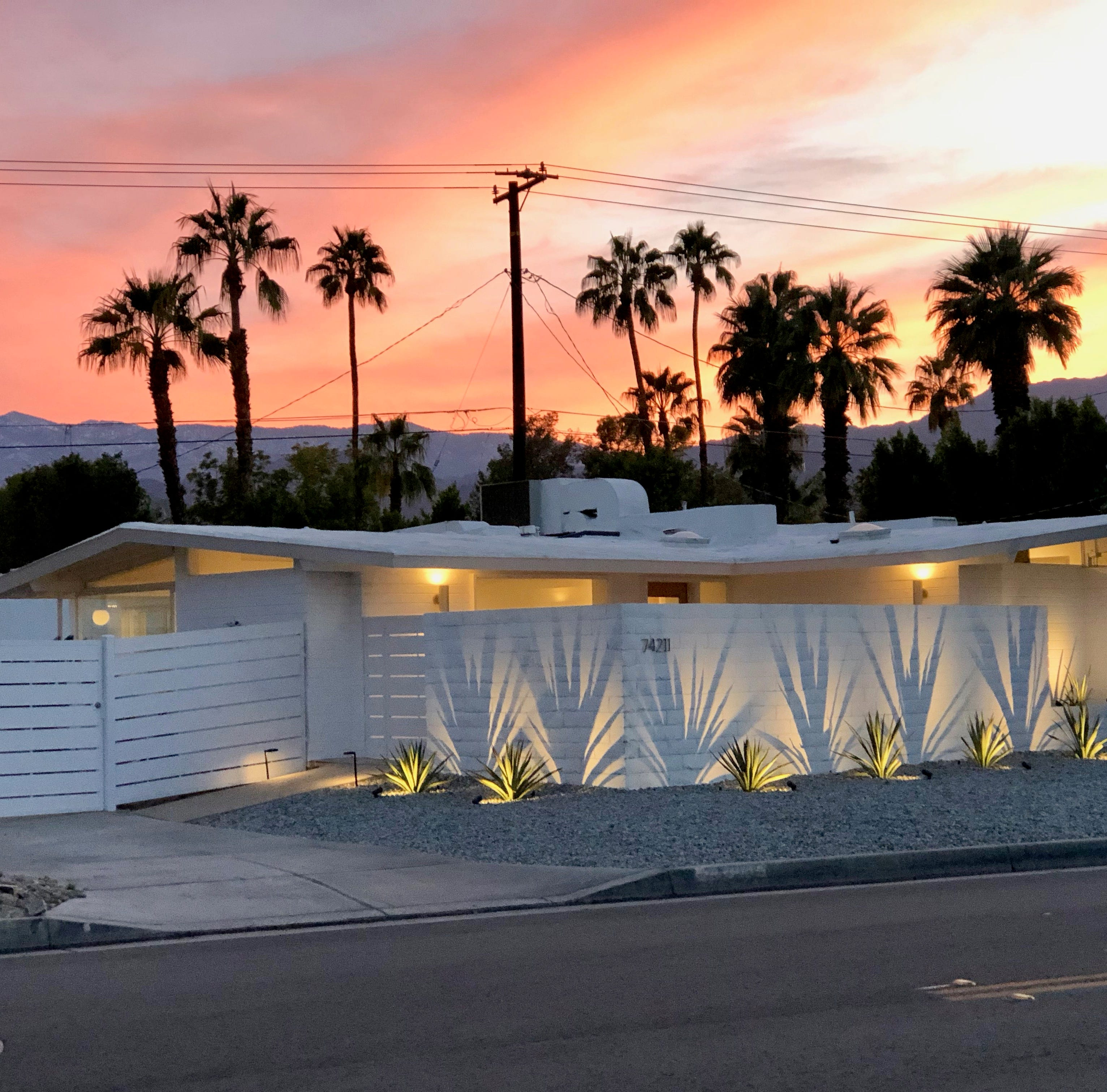 Modernism Week: This Palm Desert local renovated a Walter S. White mid-century home