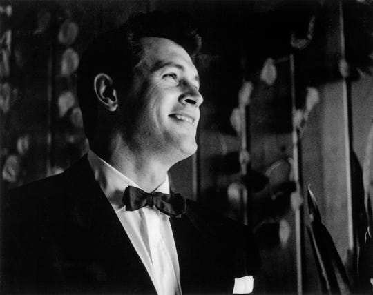 Rock Hudson was arguably the most popular male movie star of the late 1950s and early 1960s. But he wasn't open about his sexuality and died of AIDS in 1985.
