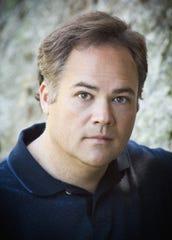 Author Mark Griffin.