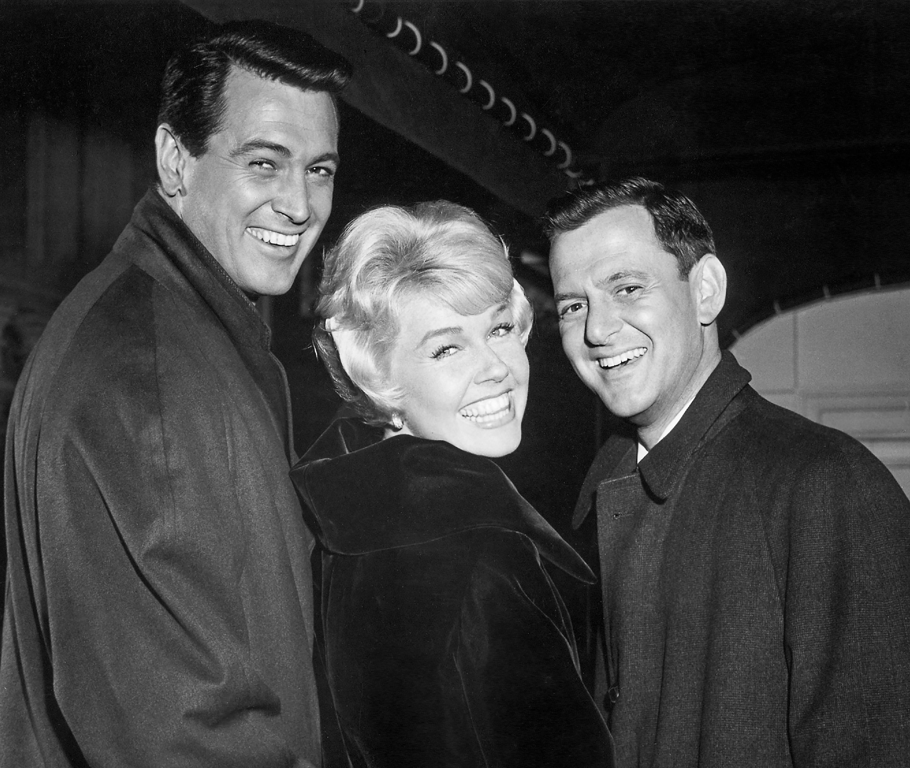 Rock Hudson Retreated To Desert To Escape Glare Of Hollywood Never Opened Up About Sexuality