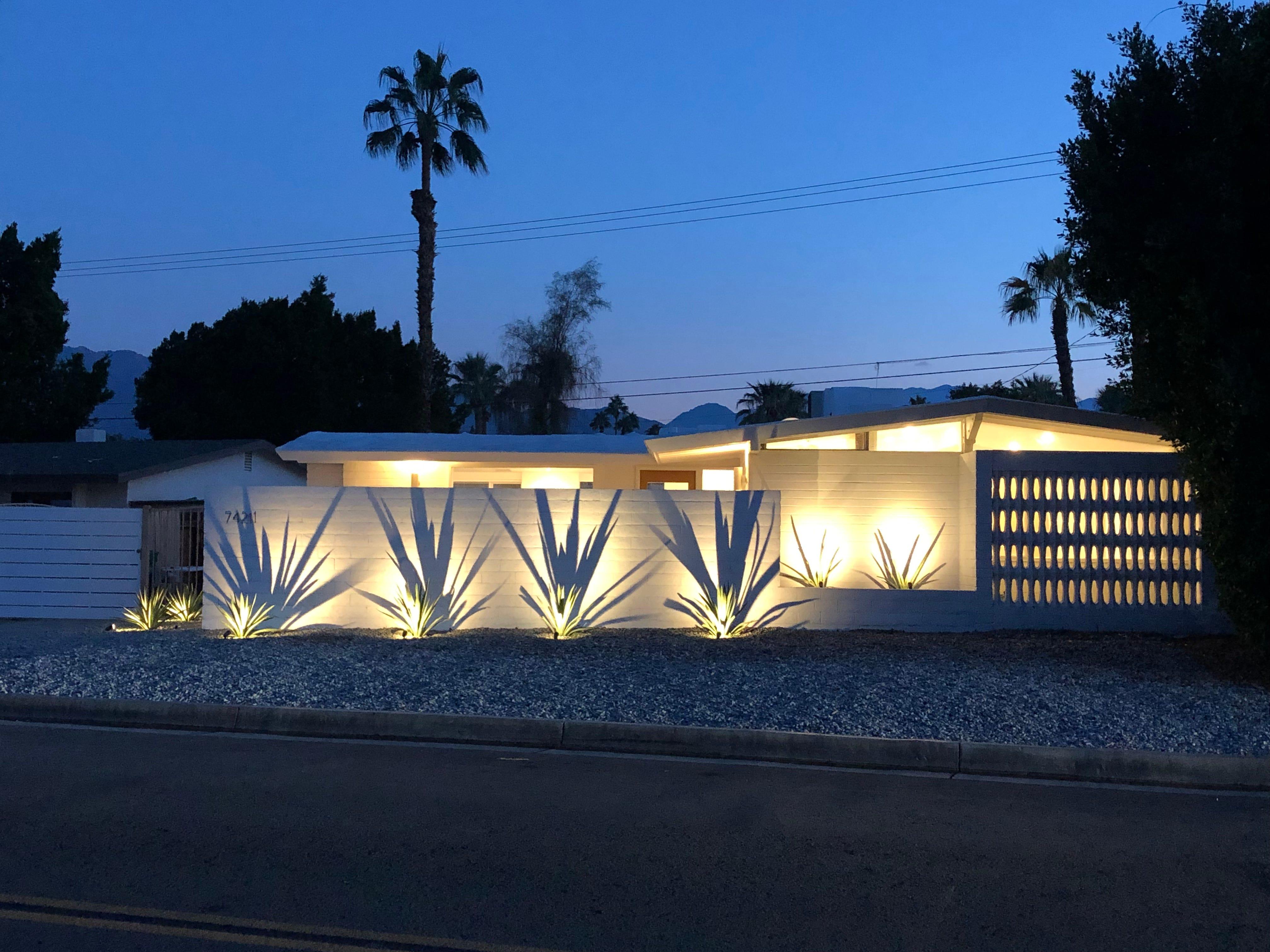 Rick Marino's renovated Walter S. White home in Palm Desert