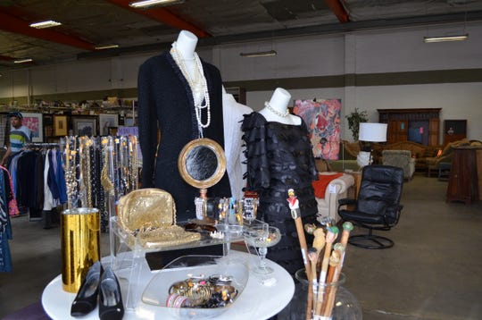 Angel View offers vintage shopping in Palm Springs.