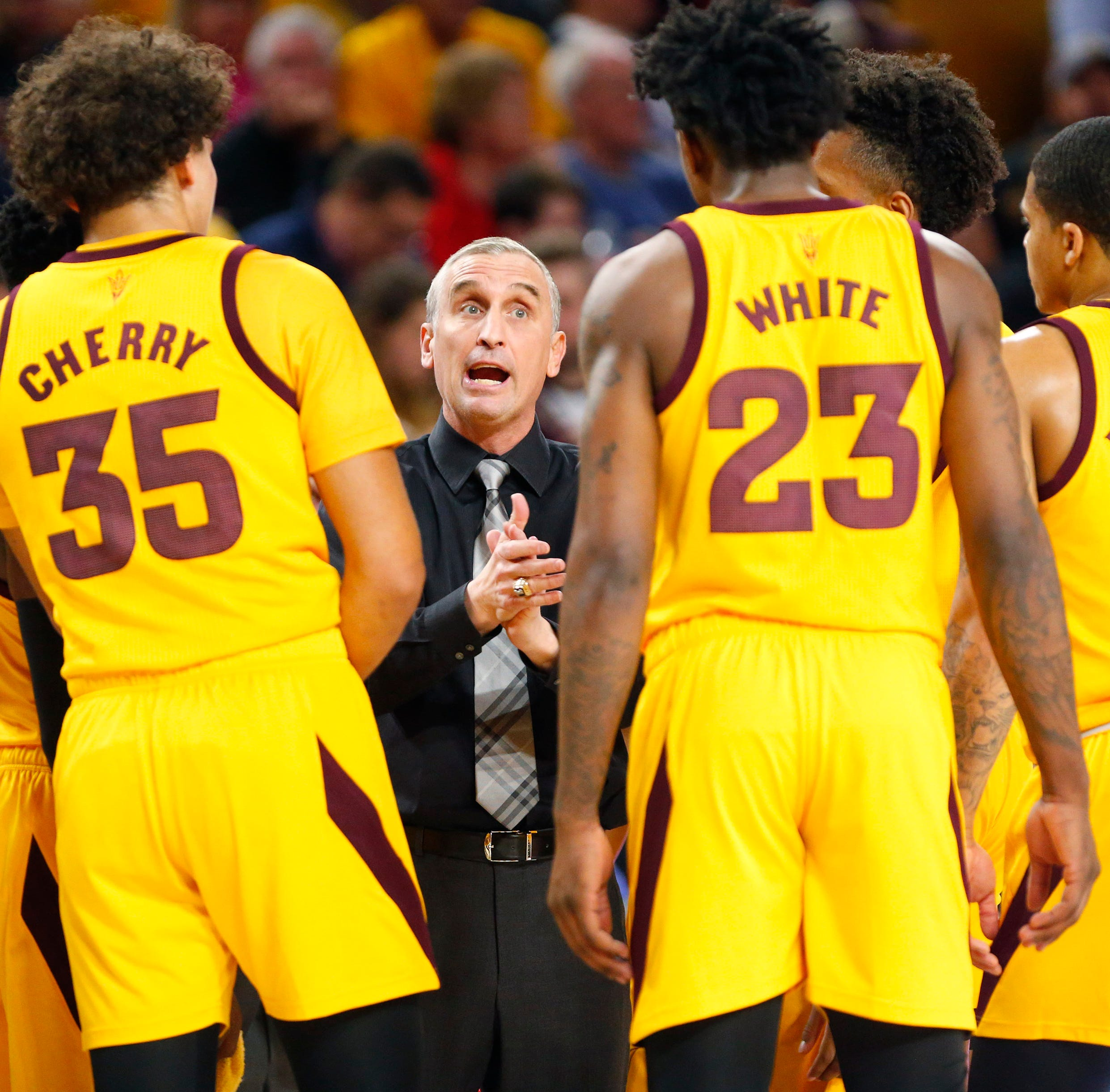 Bobby Hurley setting ASU basketball expectations with back-to-back NCAA Tournament trips