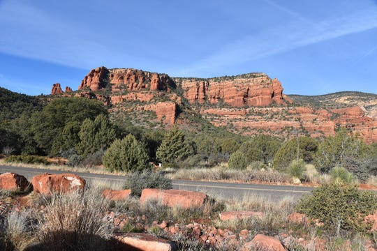 There's easy access to Fay Canyon Trail.