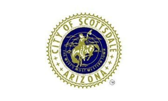 Scottsdale's flag, which was adopted in 1954, may be traded in for a saguaro blossom that pays homage to the city's McDowell Sonoran Preserve.