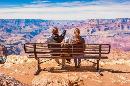 Every year, six million visitors flock to the canyon and surrounding lands to experience all that the area has to offer.