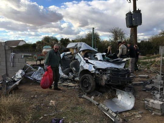 Fatal Crash Killing three teenage boys