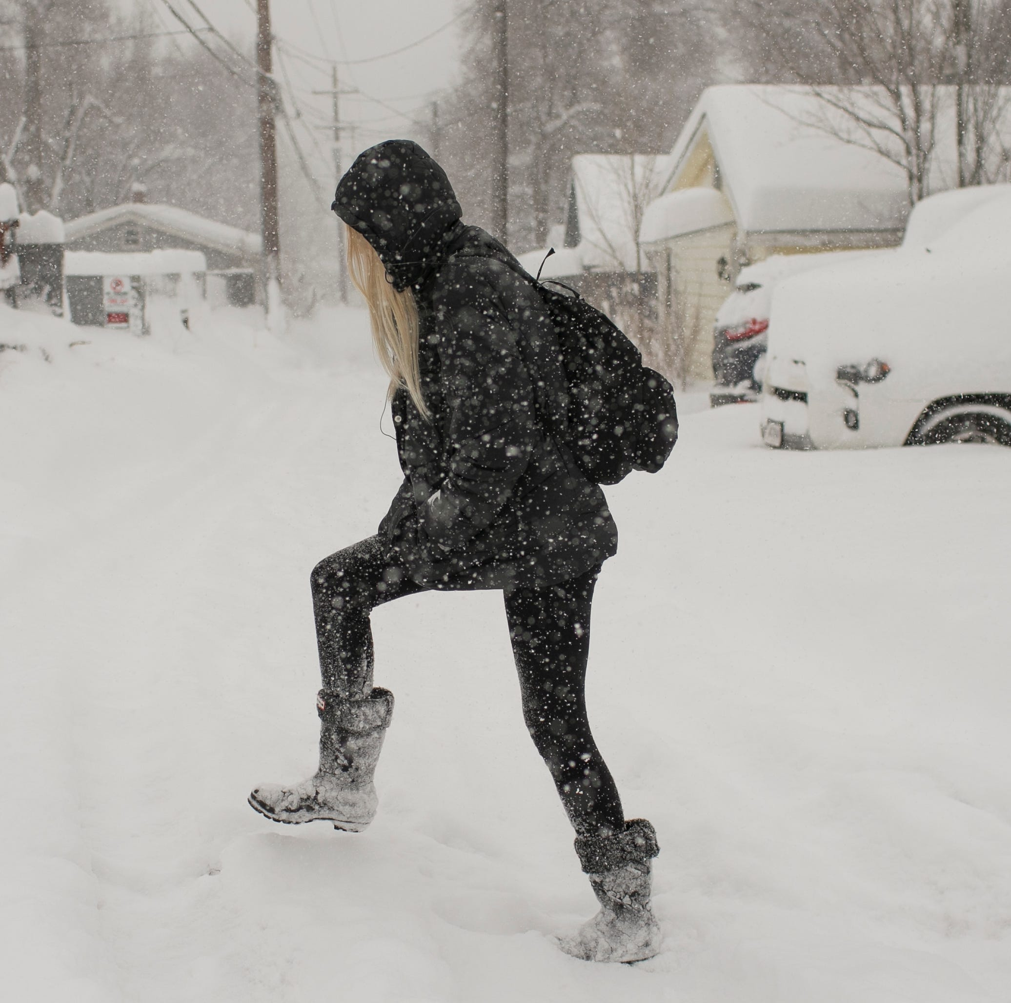Arizona storm updates: Schools, NAU closed again; winter storm warning in effect