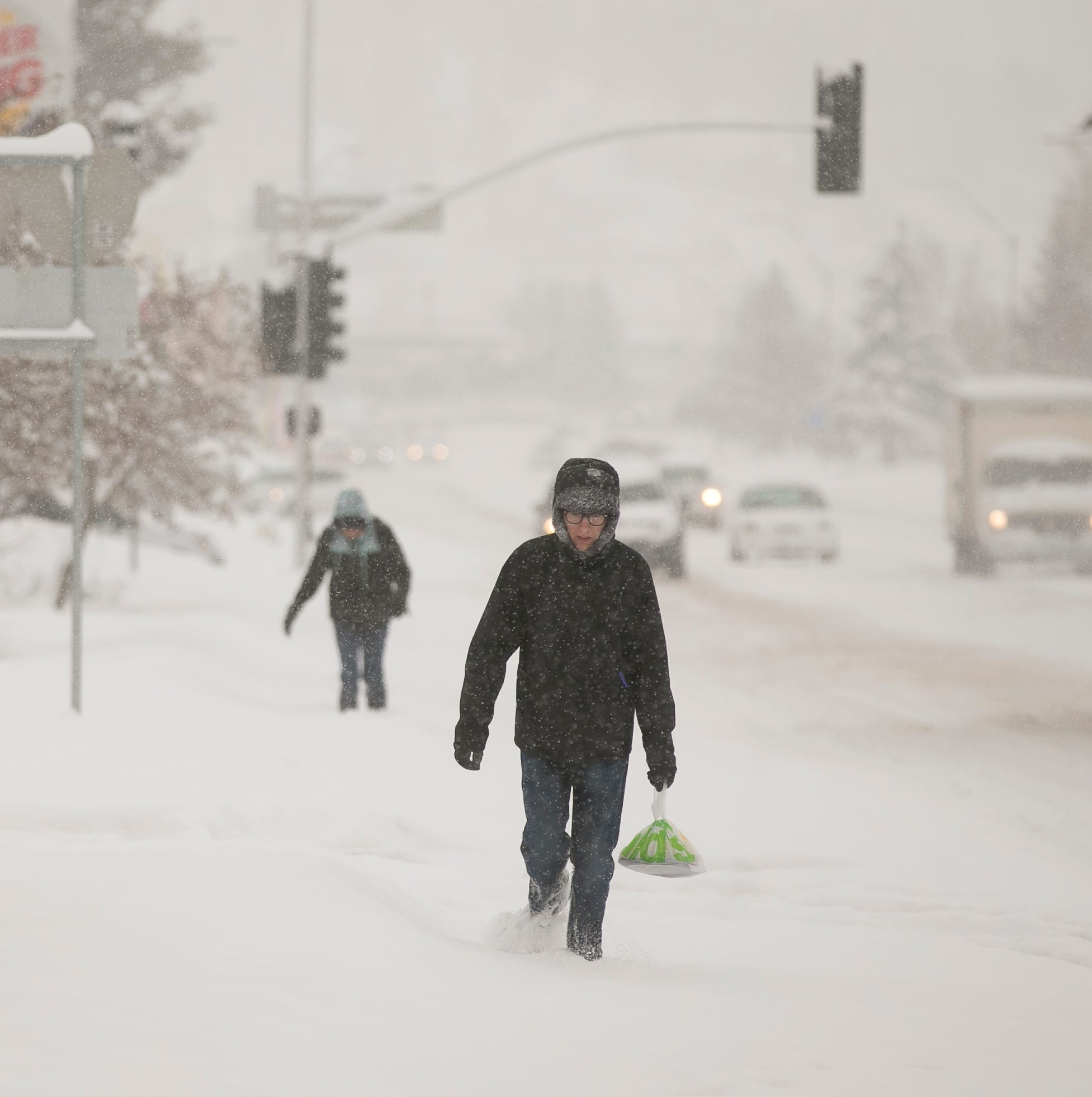 Arizona storm updates: 16 inches at Snowbowl recorded so far