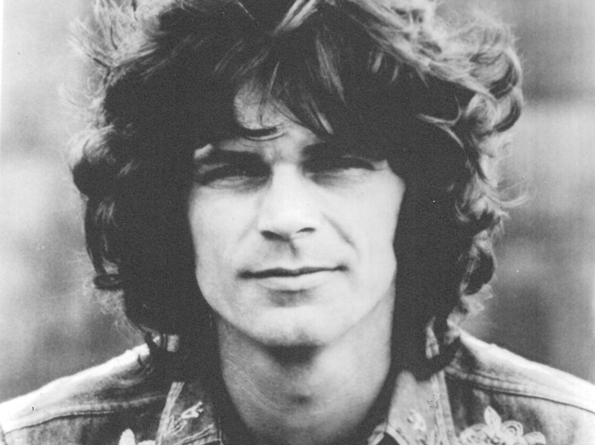 B.J. Thomas is seen in a promotional image circa 1974.