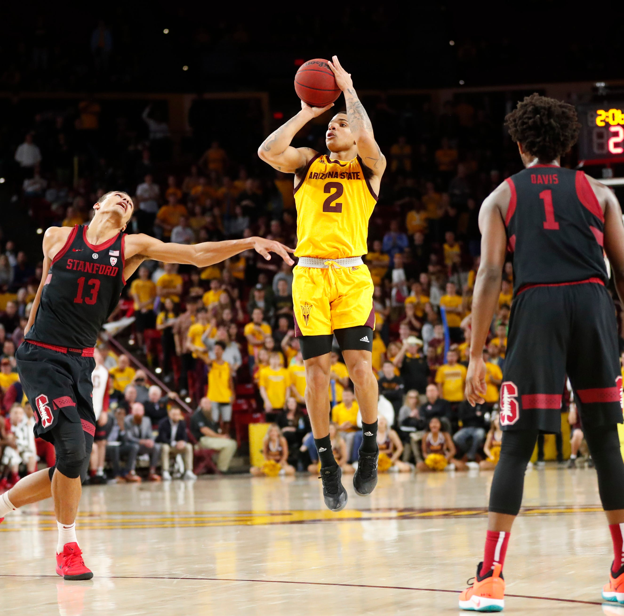 ASU basketball grinds out key home win over cold-shooting Stanford