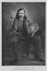 A photograph shows Phoenix pioneer Jack Swilling in 1867.