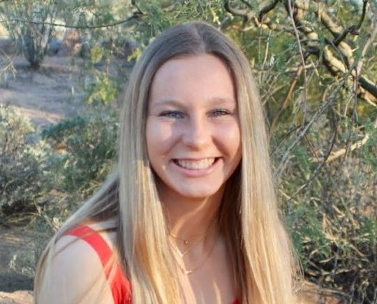 Queen Creek Casteel junior midfielder Kylie Ibach is a member of the school's soccer, track and field, and badminton teams.