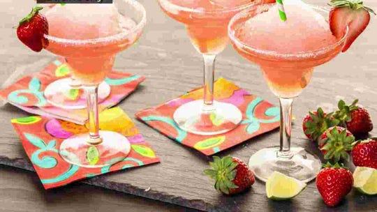 The It Takes Two to Tango Margarita en The VIG Restaurant.