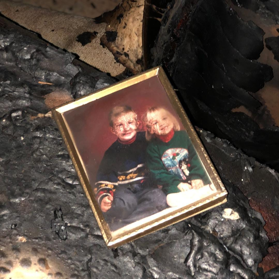 Community, local business rally to help family that lost everything in fire