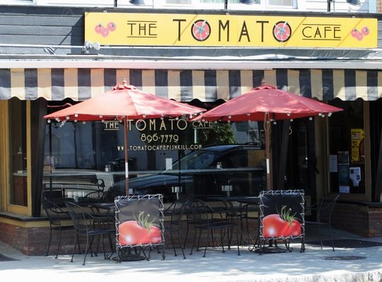 The Tomato Cafe at 1123 Main Street in Fishkill on May, 12, 2011.