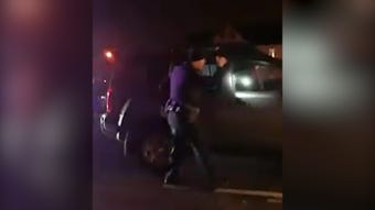Watch the arrest of Victor Ezeibe. He alleges in a lawsuit that York police arrested him and searched him without probable cause or reasonable suspicion.