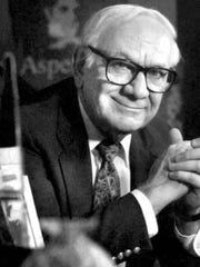 York native Dominick Argento was a world-class opera composer. He was also my uncle. He died Wednesday at 91 in his adopted home of Minneapolis.