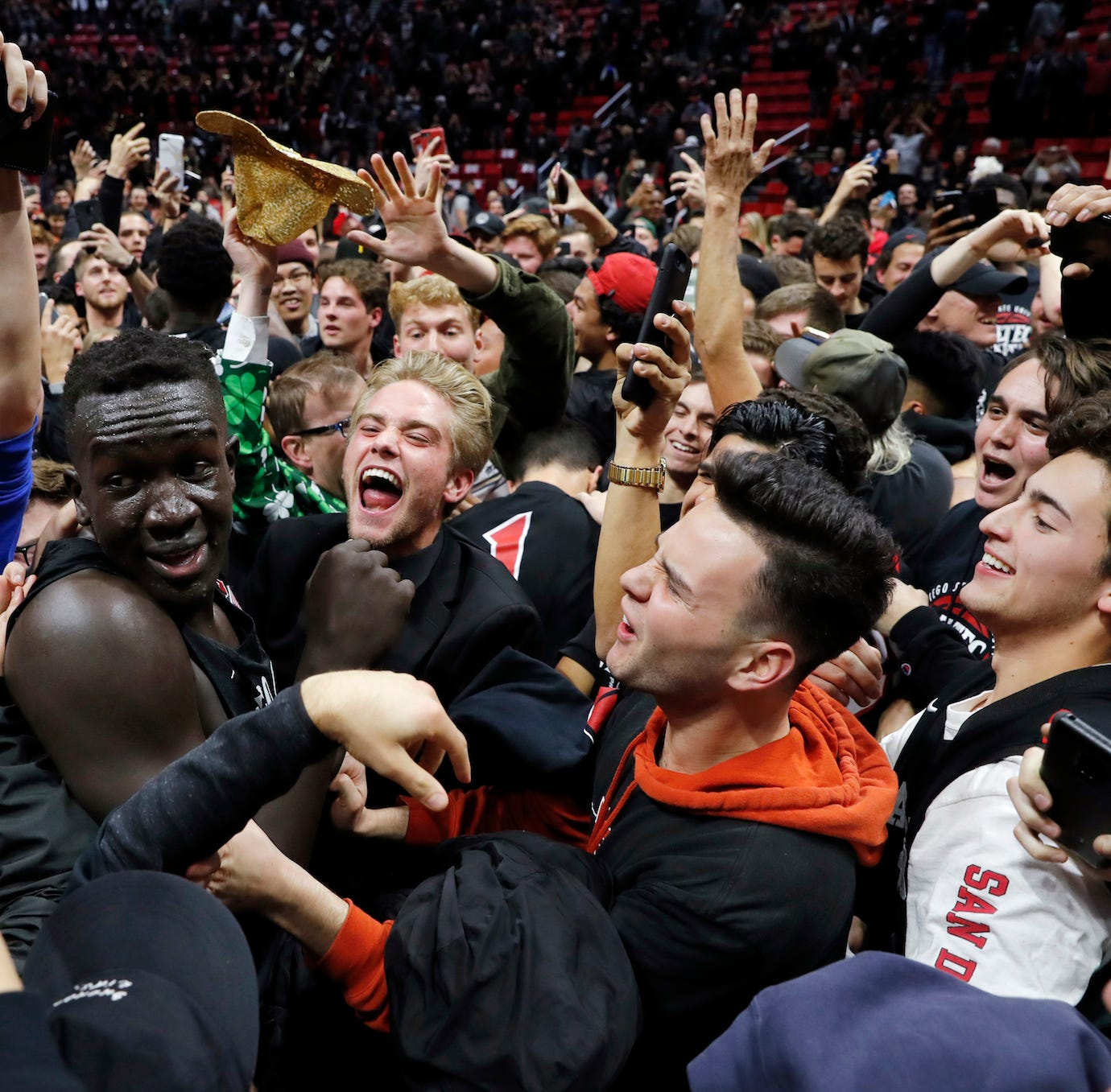 Mountain West rankings: Surging San Diego State joins the top tier