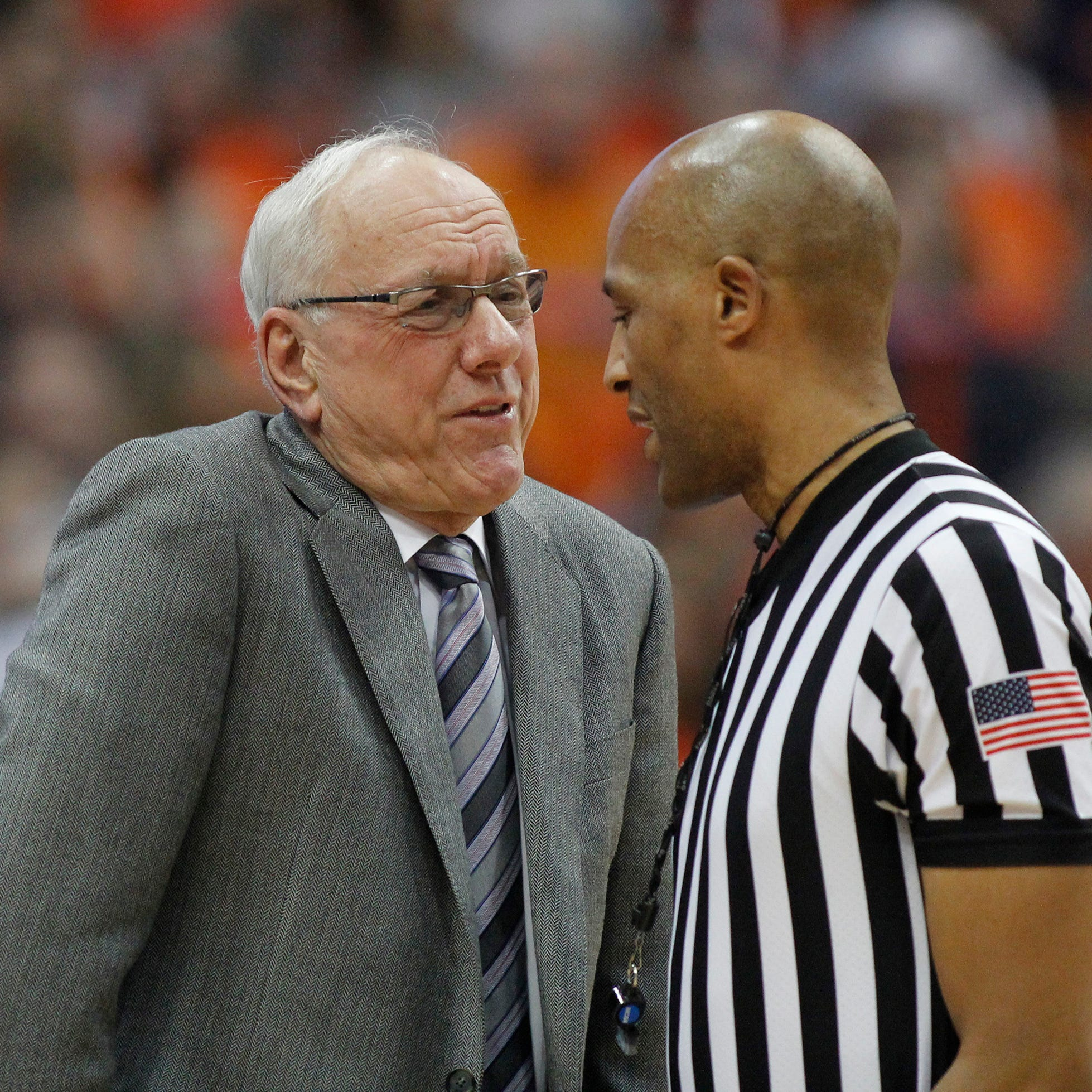 Jim Boeheim will coach Syracuse basketball team against Duke on Saturday