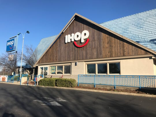 The IHOP in Redding was closed the morning of Thursday, Feb. 21, 2019, after a fire the night before.