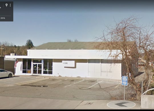 The proposed site for the new Burney Library. Supporters have been raising money to buy and renovate the building. It's a former physical therapy office that's more modern and double the size of the library's existing location, which covers about 1,800 square feet.