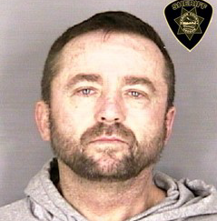 Keizer man charged with delivery of meth near school, felon in possession of firearm