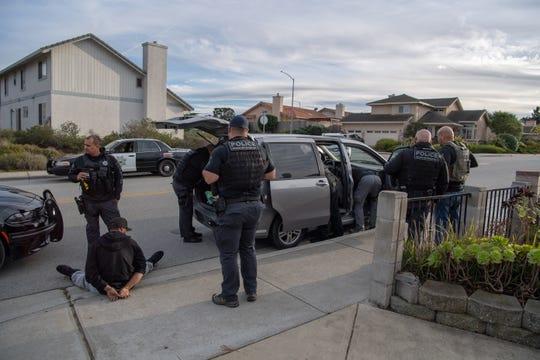 """Un operativo de gran escala de las agencias del orden contra las pandillas llamado """"Operation Triple Beam"""" de cuatro meses de duración concluyó el 15 de febrero con el arresto de 197 fugitivos, 94 de los cuales eran pandilleros o asociados a bandas."""