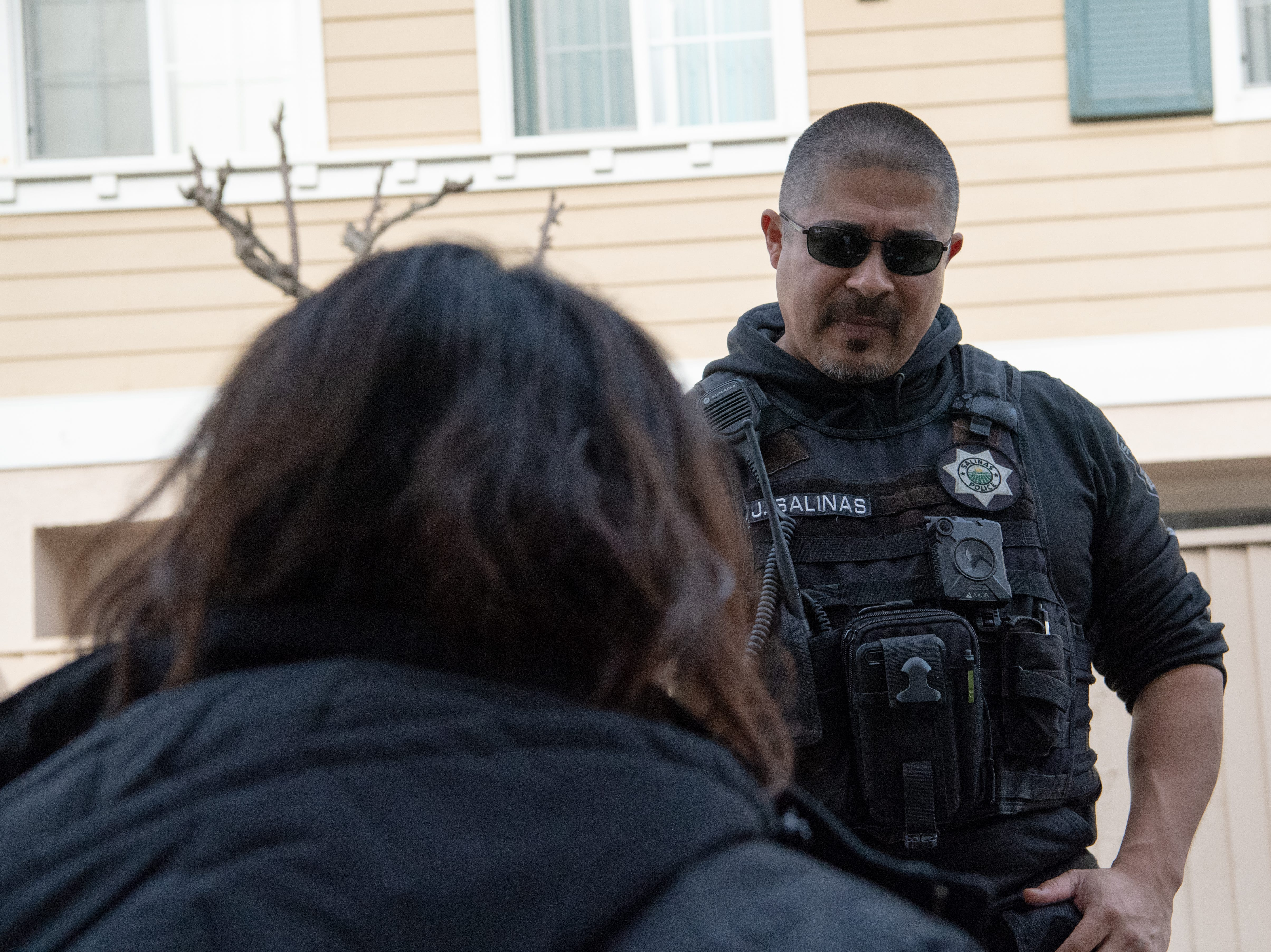 """A large-scale, four-month-long gang enforcement operation named """"Operation Triple Beam"""" concluded Feb. 15 resulting in arrest of 197 fugitives, 94 of whom were gang members or associates. The U.S. Marshals Pacific Southwest Regional Fugitive Task Force led operation, involved multiple federal, state and local law enforcement agencies concentrating their efforts and focus on known street gangs in Monterey County, particularly within the City of Salinas. During Operation Triple Beam (OTB), which was conducted from October 2018 to February 2019, Salinas Police noted significant reduction in violent crime reports in comparison to the prior year.  Specifically noted were an 87.5 percent decrease in homicide incidents, a 46.6 percent decrease in drive-by-shootings, a 31.7 percent decrease in shootings overall, and a 66.6 percent decrease in armed robberies. Since 2010, the U.S. Marshals Service has led more than 60 counter-gang operations which have yielded over 8,000 arrests and the seizure of more than 1,800 illegal firearms."""
