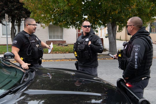 "A large-scale, four-month-long gang enforcement operation named ""Operation Triple Beam"" concluded Feb. 15 resulting in arrest of 197 fugitives, 94 of whom were gang members or associates. The U.S. Marshals Pacific Southwest Regional Fugitive Task Force led operation involved multiple federal, state and local law enforcement agencies concentrating their efforts and focus on known street gangs in Monterey County, particularly within the City of Salinas. During Operation Triple Beam (OTB), which was conducted from October 2018 to February 2019, Salinas Police noted significant reduction in violent crime reports in comparison to the prior year.  Specifically noted were an 87.5 percent decrease in homicide incidents, a 46.6 percent decrease in drive-by-shootings, a 31.7 percent decrease in shootings overall, and a 66.6 percent decrease in armed robberies. Since 2010, the U.S. Marshals Service has led more than 60 counter-gang operations which have yielded over 8,000 arrests and the seizure of more than 1,800 illegal firearms."